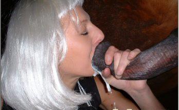Porn zoo буцефал ебет в сфинктер на фото и спускает в горлянку