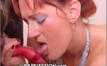 Рыжеволосая и извращенка поочередно делают минет на зоо картинки с порнухой